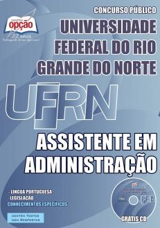 Universidade Federal do Rio Grande do Norte (UFRN)-ASSISTENTE EM ADMINISTRAÇÃO
