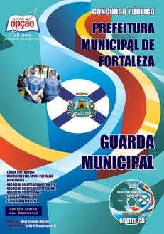 Prefeitura de Fortaleza / CE-GUARDA MUNICIPAL