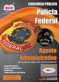 Pol�cia Federal-AGENTE ADMINISTRATIVO