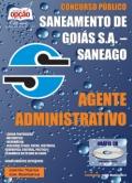 Saneamento de Goiás S.A. (SANEAGO)-AGENTE ADMINISTRATIVO