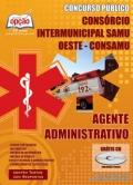 Consamu / PR-AGENTE ADMINISTRATIVO