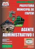 Prefeitura de Itapevi / SP-AGENTE ADMINISTRATIVO I-AG.SA�DE-MAQUEIRO-MONITOR-AUX.DESENV.INFANTIL