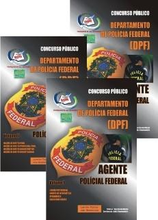 Polícia Federal-AGENTE DA POLÍCIA FEDERAL