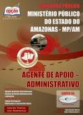 Ministério Público / AM-AGENTE DE APOIO - ADMINISTRATIVO