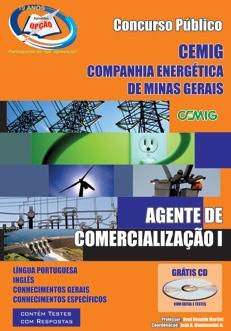 COMPANHIA ENERGÉTICA DE MINAS GERAIS - CEMIG-AGENTE DE COMERCIALIZAÇÃO I