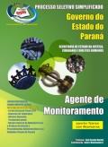 SEJU - PR-AGENTE DE MONITORAMENTO