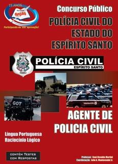 Polícia Civil do ES-AGENTE DE POLICIA CIVIL