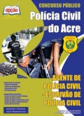 Pol�cia Civil do ACRE-AGENTE DE POL�CIA CIVIL E ESCRIV�O DE POL�CIA CIVIL