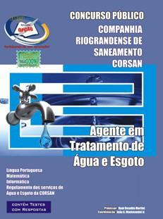 Corsan-AGENTE EM TRATAMENTO DE ÁGUA E ESGOTO-AGENTE DE SERVIÇOS OPERACIONAIS-AGENTE ADMINISTRATIVO