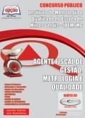 IPEM/MG-AGENTE FISCAL DE GEST�O, METROLOGIA E QUALIDADE