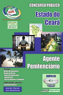 SEJUS/CE-AGENTE PENITENCIÁRIO