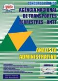 Agência Nacional de Transportes Terrestres (ANTT)-ANALISTA ADMINISTRATIVO