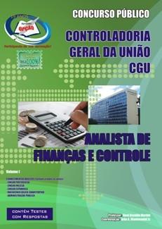 Controladoria Geral da União - CGU-ANALISTA DE FINANÇAS E CONTROLE ( VOLUME I )