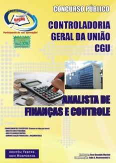 Controladoria Geral da União - CGU-ANALISTA DE FINANÇAS E CONTROLE ( VOLUME II )-ANALISTA DE FINANÇAS E CONTROLE ( VOLUME I )-ANALISTA DE FINANÇAS E CONTROLE