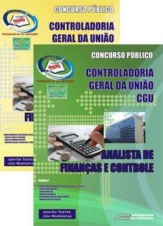 Controladoria Geral da União - CGU-ANALISTA DE FINANÇAS E CONTROLE