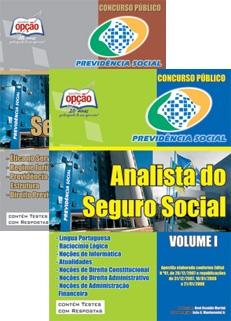 INSS- Analista do Seguro Social-ANALISTA DO SEGURO SOCIAL