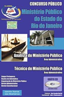 Ministério Público - RJ-ANALISTA  E TÉCNICO DO MINISTÉRIO PÚBLICO-ÁREA ADMINISTRATIVA