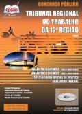 TRT 12ª Região / Santa Catarina-ANALISTA JUDICIÁRIO - ÁREA JUDICIÁRIA (VOLUME I)