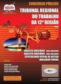TRT 12ª Região / Santa Catarina-ANALISTA JUDICIÁRIO - ÁREA JUDICIÁRIA (VOLUME II)