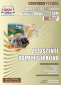 CIA Baiana de Pesquisa Mineral - CBPM-ASSISTENTE ADMINISTRATIVO