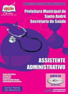 Secretaria de Saúde de Santo André-ASSISTENTE ADMINISTRATIVO