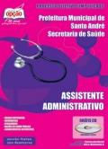 Fundação do ABC-Secretaria de Saúde de Santo André-ASSISTENTE ADMINISTRATIVO