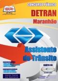 DETRAN / MA-ASSISTENTE DE TRANSITO