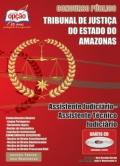 Tribunal de Justiça do Estado do Amazonas-ASSISTENTE JUDICIÁRIO / ASSISTENTE TÉCNICO JUDICIÁRIO