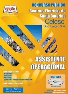 CELESC Distribuição S.A.-ASSISTENTE OPERACIONAL