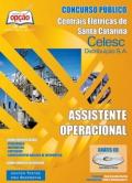 CELESC Distribui��o S.A.-ASSISTENTE OPERACIONAL