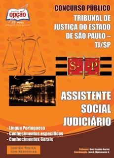 TJ-SP-ASSISTENTE SOCIAL JUDICIÁRIO