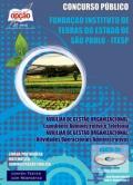 Fundação Instituto de Terras do Estado de São Paulo (ITESP)-AUXILIAR DE GESTÃO ORGANIZACIONAL