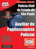 PC SP Concurso Auxiliar de Papiloscopista 2013 - Polícia Civil de São Paulo