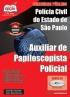 POLICIA CIVIL-SP-AUXILIAR DE PAPILOSCOPISTA POLICIAL