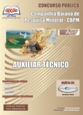 CIA Baiana de Pesquisa Mineral - CBPM-AUXILIAR TÉCNICO-ASSISTENTE ADMINISTRATIVO
