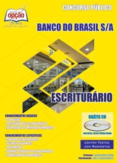 Banco do Brasil-BANCO DO BRASIL - ESCRITURÁRIO