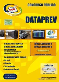 DataPrev-COMUM A TODOS  DE NÍVEL  SUPERIOR A / B.