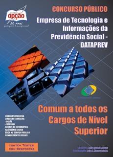 Dataprev-COMUM A TODOS OS CARGOS DE NÍVEL SUPERIOR