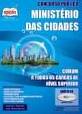 Ministério das Cidades-COMUM AOS CARGOS DE NÍVEL SUPERIOR