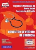 Fundação do ABC-Secretaria de Saúde de Santo André-CONDUTOR DE VEÍCULO DE URGÊNCIA
