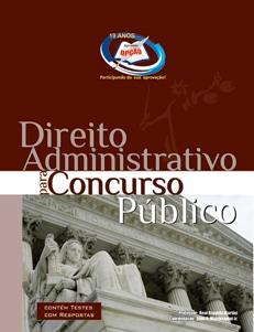 Materias de Concursos Públicos do Pará-DIREITO ADMINISTRATIVO
