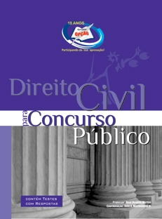 Matérias para Concursos Públicos-DIREITO CIVIL