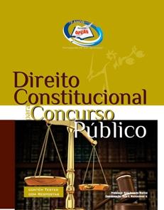 Matérias para Concursos Públicos-DIREITO CONSTITUCIONAL