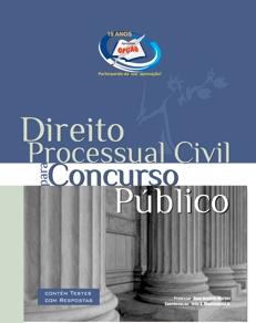 Materias de Concursos Públicos do Pará-DIREITO CIVIL processual
