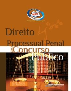 Matérias para Concursos Públicos-DIREITO PROCESSUAL PENAL