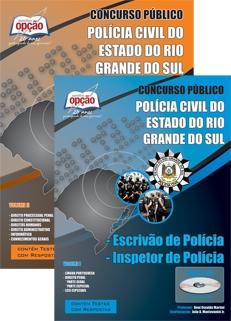 Polícia Civil / RS-ESCRIVÃO DE POLÍCIA / INSPETOR DE POLÍCIA