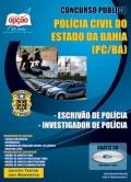Polícia Civil do Estado da Bahia-ESCRIVÃO DE POLÍCIA / INVESTIGADOR DE POLÍCIA