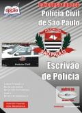 Pol�cia Civil de S�o Paulo-ESCRIV�O DE POL�CIA
