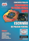 Polícia Federal / Escrivão-ESCRIVÃO DE POLÍCIA FEDERAL - VOLUME I