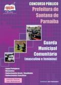 Prefeitura de Santana de Parna�ba - SP-GUARDA MUNICIPAL COMUNIT�RIO